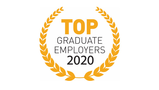 Top graduate employers 2020